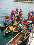 The women of the San Blas Islands.