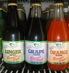 "You can also find ""imported"" Reggae style sodas.  (What is ""Reggae style"" soda?)"