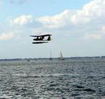 "Whenever I see a sea-plane I can't help but say: ""Da plane! Da plane!"""