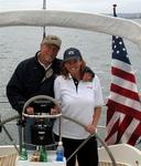Sailing is the perfect father-daughter sport.