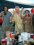 Camp Eden has a toast to one heck of a trip! See you next year on the playa!