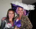 Sherry and Cherie.  No matter how you spell it, when we get together, we have a great time!