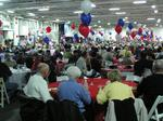 "About 600 guests were ""crew"" aboard the Midway for its final voyage."