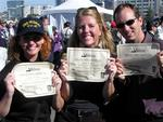 "Each of the passengers took home ""final voyage"" certificates."