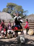 Those Swazis know how to dance.