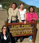 The ladies reach Cape Point!