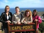 Oh yeah...we're at Cape Point.