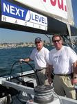 Lynn and Troy of Next Level Sailing.
