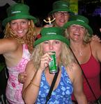 Heineken girls.