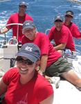 Led by Phil Otis, we raced DSD Carnival in Antigua Race Week.  NOt only did our team take first in our class, we bested all 97 bareboats in the entire fleet!