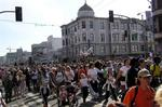 60,000 people walked, ran and stumbled through the streets of San Francisco on May 16th.
