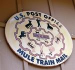 Supai has the only US Mail carried by mules.