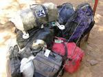 Packing light is essential for any enjoyable camping trip.  (Unless you hire mules to carry your crap into the canyon.)