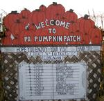 Pa's Pumpkin Patch.