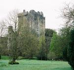 Of course the Blarney Stone is all the way at the top!
