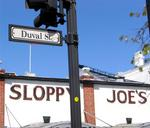 Sloppy Joe's on Duval St.