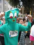 Go Gumby!  Shake your green thing!