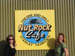 Welcome to the Nut Rock Cafe.