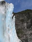 "The process of snow transforming into glacier ice is called ""firnification."""