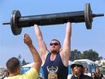 2006 Norcal Strongman Heavy Weight Champion Evan Hansman.