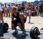 Is there a strong man inside everyone?  Strongman Michael Germanis knows that there is one inside of him.