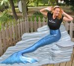 Could Cherie ever be a mermaid?