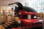 Does your local toy shop have space-age rides inside?