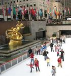 The Ice Rink at Rockefeller center opened on December 25, 1936.
