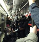 No trip to New York is complete without a ride on the subway.