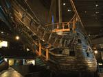 The Vasa is a 17th century warship that sank on her maiden voyage on August 10, 1628.
