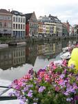 The charming city of Gand/Gent.