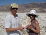 "Dean and Karem find a hunk of ""white gold."""