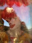 It's always nice to know who is taking your karmic order.  Is that Ronald behind that glass? *Photo by Cherie Sogsti