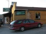 No Wyoming town would be complete without the drive-up liquor store.