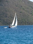 The British Virgin Islands is the most idyllic sailing grounds in the world.